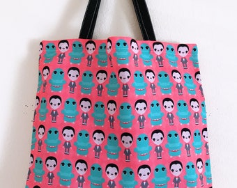 Pee Wee Herman Chairry Tote Bag Purse