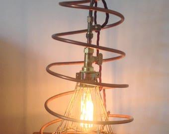 Tesla & Edison Lamp