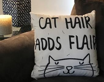 Cat Pillow, Funny Cat Pillow