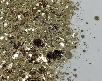 Goldeneye - 5g solvent resistant nail glitter