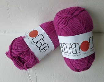 Yarn Sale Fuchsia 287 - Karaoke by SWTC