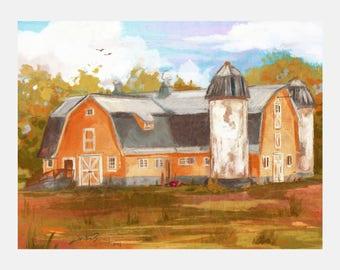 Grand Coteau Barn