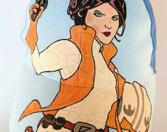 Princess Leia - Custom ballcap
