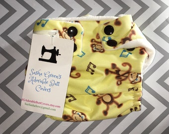 NB PUL Cloth Diaper