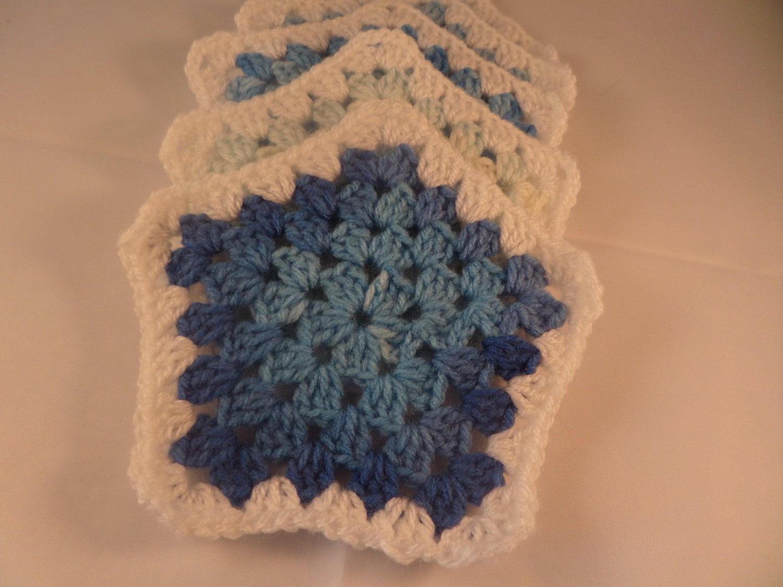 Vistoso Patrones Sombrero Cuadrado De La Abuelita De Crochet Libre ...