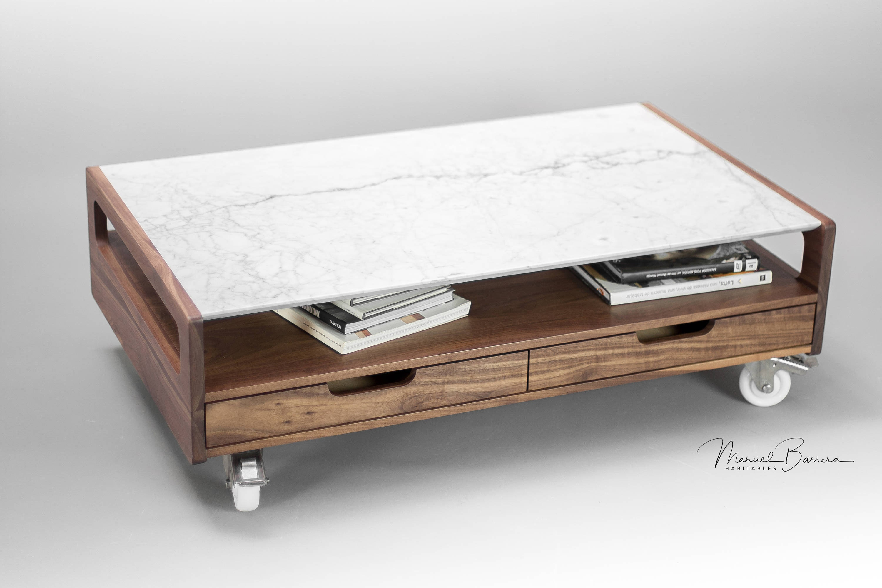 Marble Coffee table, center table , living room table made of solid ...