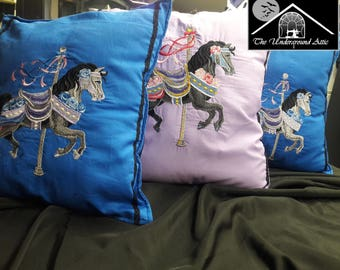 Carosel Pillow
