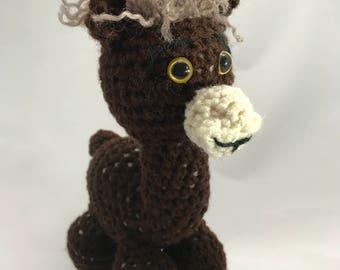 Cute Llama stuffed animal