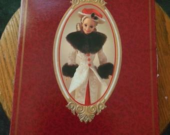 Vintage Holiday Memories Barbie by Hallmark, 1995