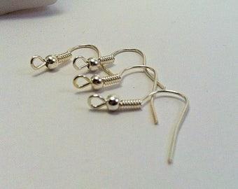 Hooks for pierced ears