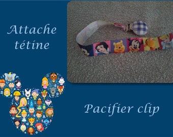 Pacifier clip / pacifier clip