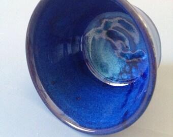 Royal blue Stoneware Ramekin