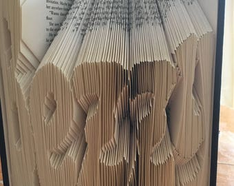 Personalised Folded Books