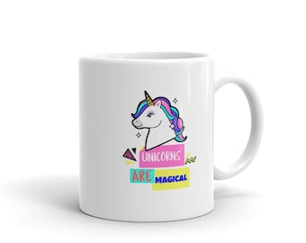 Unicorns Are Magical Coffee Mug