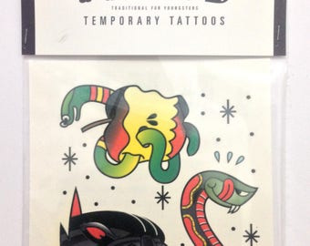 Traditional temporary tattoos for youngsters-classic temporary tattoos for teens