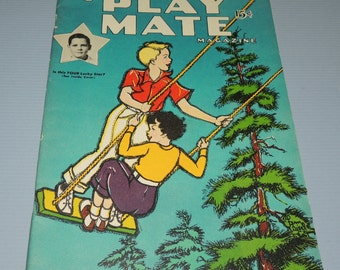 1950 Children's Play Mate Magazine