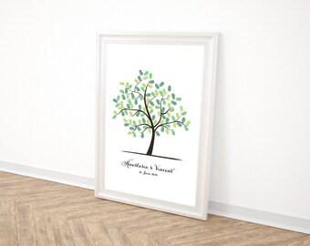 Customized fingerprint tree