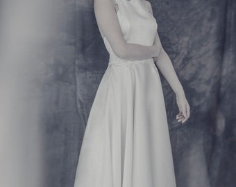 Crawford 1930's Inspired Bridal Gown