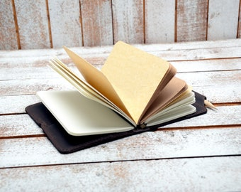 Leather Journal, travelers notebook, travel gifts, traveling book , journal cover, Leather notebook cover, Leather notebook, Leather binder