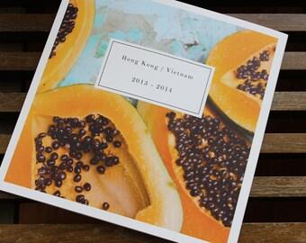 Custom Photo Album- Photo Book Design and Album Creation