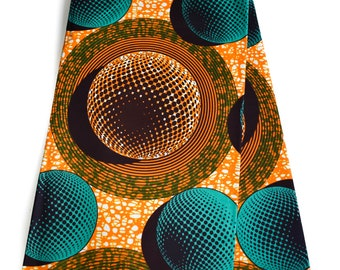 African Fabric 6 yards/ Supreme Wax Holland/ Best African fabric Wholesale/ Ankara print fabric/ Ankara fabric/ solaria  WP1174