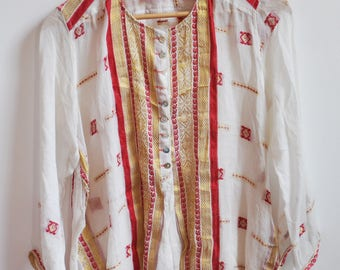 Indian shirt, Cotton