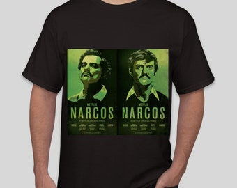 Narcos Shirt - Pablo Escobar T-Shirt - Narcos Gift - Narcos Fan