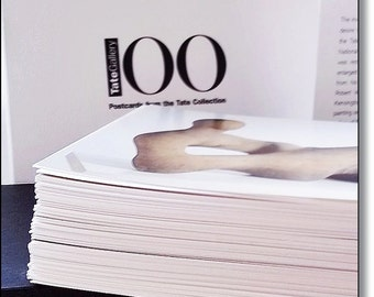 100 Museum  Postcards :100 Years Of Art Tate Gallery London Centenary Postcard Box of 100 Pristine Images, Sale Item - Was 97.00 Now 80.00