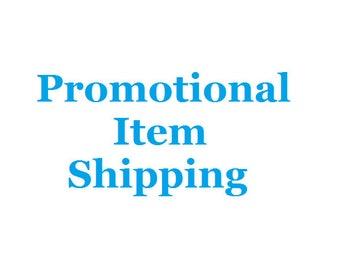 Promotional Item Shipping -Graduation