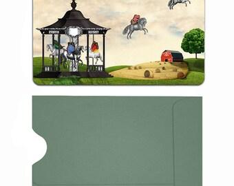 Carousel Americana Gift Enclosures