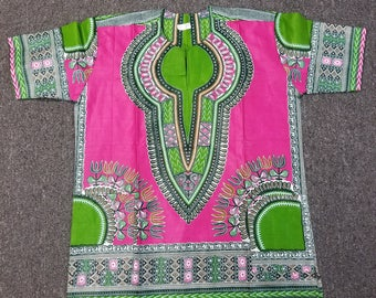 African Clothing for women Dashiki-S-3X