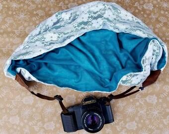 Lace Camera Strap, Camera Straps for DSLR, Camera Strap, Scarf Camera Strap, Camera Strap Vintage, Neck Camera Strap