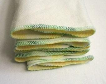 Trifold insert - your choice of bamboo or bamboo hemp fleece!