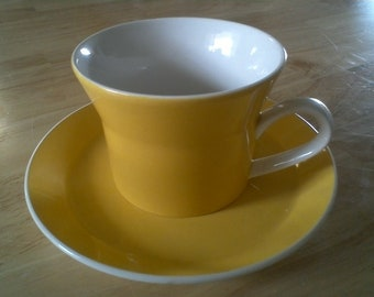Ben Seibel Duplex for Mikasa cup and saucer.
