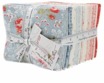 Victoria by 3 Sisters for Moda Fat Quarter Bundle 34 FQ