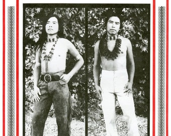 Early Frontiersman's Leather Pants Waist Sizes 30-42 Eagle's View Sewing Pattern #70 Indian, Native American, Mountain Man