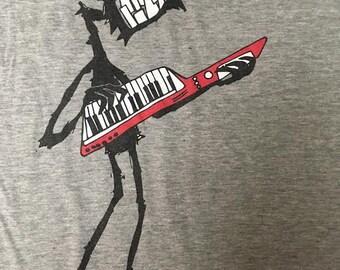 Keytar Ralf T-Shirt