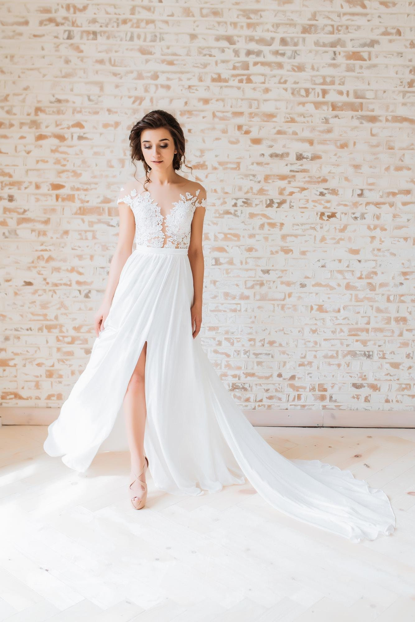 Wunderbar Sexy Brautkleider Zum Verkauf Fotos - Brautkleider Ideen ...