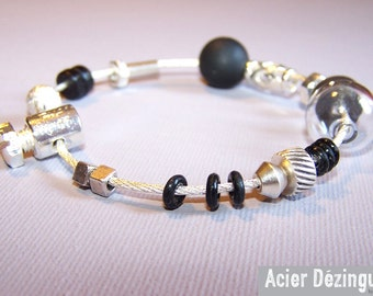 Bracelet steel Dezingue Bangle ref: BR-AR-002