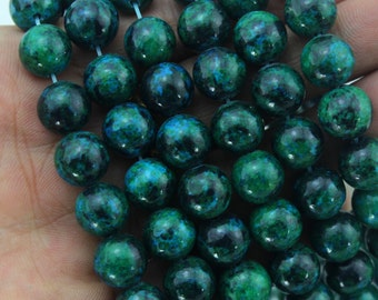 10mm Round Phoenix Beads ,One Full Strand,stone Beads,Phoenix Stone ,Gemstone Beads----about 38 Pieces---15-16 inches--BG-006