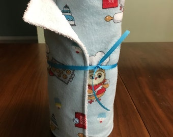 Roll of 10 Unpaper Towels - Chef Owl