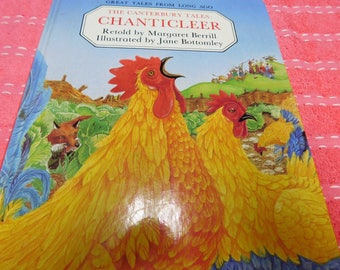 The Canterbury Tales:  Chanticleer