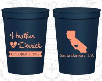 California Wedding Cups, California Stadium Cups, California Plastic Cups, California Cups, California Party Cups (104)
