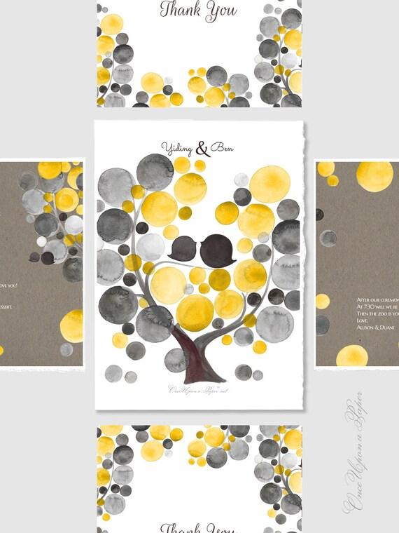 Diy printable wedding invitation design package tag design stopboris Image collections