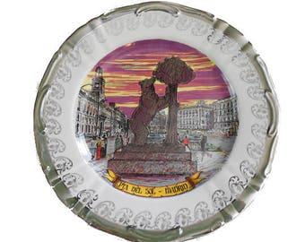 Souvenir Plate, FREE SHIPPING