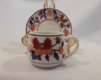 Vintage HorchowDemitasse / Espresso Cup and Saucer