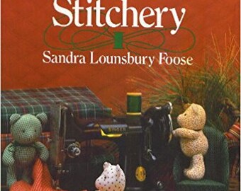 SALE - Christmas Stitchery - Scrap Saver's - By Sandra Lounsbury Foose - From Oxmoor House - 1986 - 3.50 Dollars