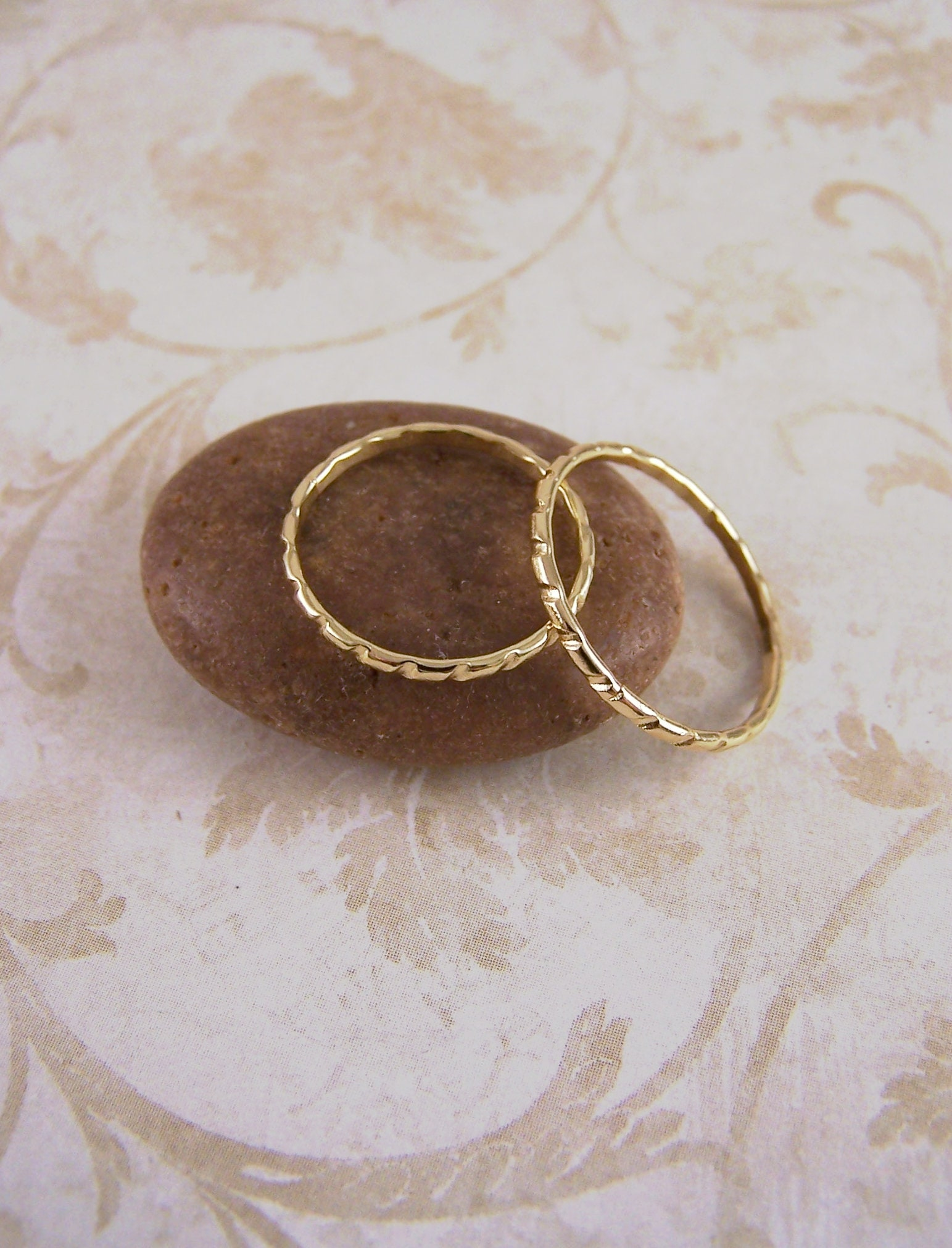 ringgold ring minimalist il for thin rings gift filled her plain ringthin listing stacking gold fullxfull