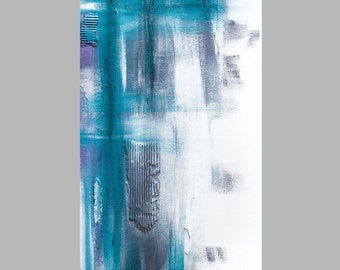 Architectural Blur I Original Painting