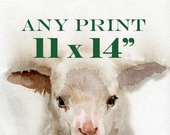 Large 11x14 GICLEE print